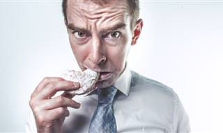 10 סימנים לצריכת סוכר מוגזמת שעלולה לפגוע בבריאותכם