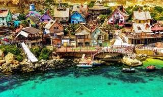 הכפרים היפים ביותר ברחבי העולם!