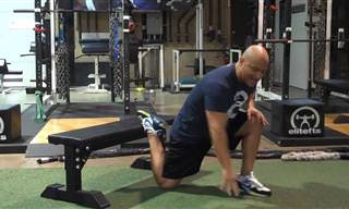 11 תרגילים לשיפור גמישות הגוף, מפי מאמן הכושר ג'ו דפרנקו