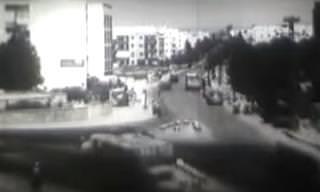 ככה נראה יום בחיי תל אביב בשנת 1959 - סרטון היסטורי מרתק!