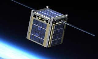 לווייני הקובייה שיפקחו עין מלמעלה