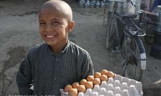 אפגניסטן בעיני בני נוער - תמונות מדהימות!