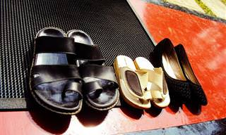 6 סיבות להורדת הנעליים בבית שכדאי להכיר