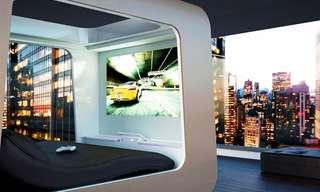ריהוט עתידני מעוצב ועתיר טכנולוגיה