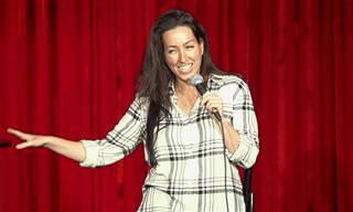 איך להתחיל עם בחורה - סטנד אפ פרוע של אישה מצחיקה במיוחד!