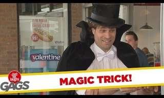 קסם קלפים בלתי רגיל