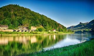 10 נהרות מרשימים באירופה והאתרים לצידם שחובה לראות