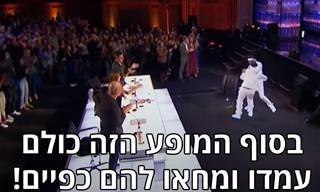 המופע המלהיב של האחים האלו הפתיע לחלוטין את הקהל והשופטים!