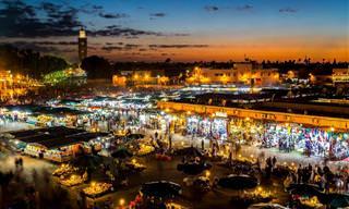 15 תמונות שיגרמו לכם להרגיש את הקסם של מרוקו