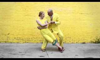 טנגו בצבעי הקשת - ריקוד מקסים!