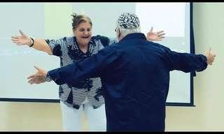 מגשימים את החלום של סבתא פנינה - רגע ישראלי מרגש!