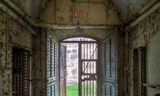 מסע צילומים בבתי כלא נטושים
