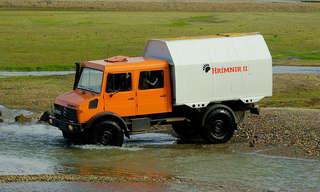 חניית משאית - משחק שיאתגר אפילו את המקצוענים