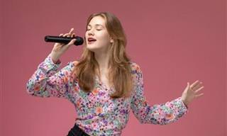 בעזרת שיעורי פיתוח קול, כולם יכולים לשיר!