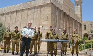 שי אברמסון ולהקת הרבנות הצבאית בביצוע מרגש לתפילת אחינו כל בית ישראל