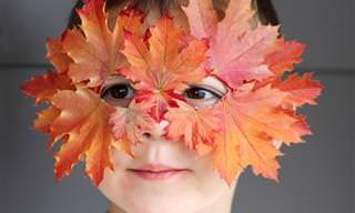 8 רעיונות לפעילויות יצירה עם הילדים לקראת הסתיו