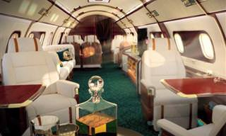 מטוס הסילון המרשים והמפואר ביותר בעולם