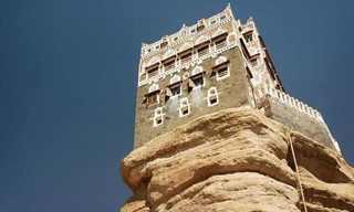 ארמון האימאם בתימן - ארכיטקטורה מרהיבה