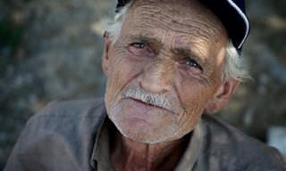 סיפורו של האיש הקשיש שבחר באושר - מרגש!