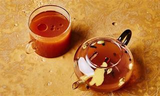 מתכון לסיידר תפוחים עם נגיעות חמאה