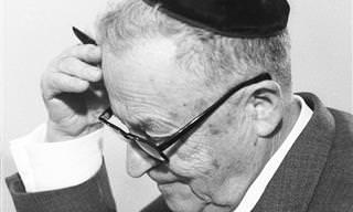 """15 ציטוטים של גדול סופרי ישראל בעת החדשה - ש""""י עגנון"""