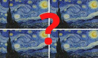 בחן את עצמך: מצא את ההבדלים ב-10 הציורים הבאים