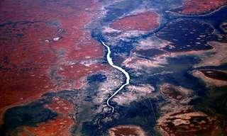 תמונות מדהימות של יבשת אוסטרליה מהאוויר