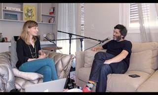 הצטרפו לשיחה מרתקת עם דן אריאלי על החיים, מוטיבציה ואושר