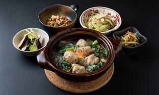 10 סודות מהמטבח היפני לשמירה על הבריאות