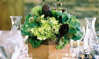 14 דרכים קלות וחסכוניות לקישוט שולחן החג