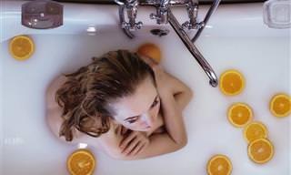 11 דברים שישדרגו לכם את האמבטיה ויועילו לבריאותכם
