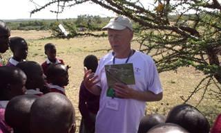 משלחת החינוך הישראלית הזו יצאה למסע מרתק בקניה