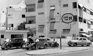18 תמונות נוסטלגיה נפלאות של העיר תל אביב