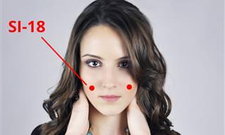 9 נקודות לחיצה להעלמת כאבי שיניים