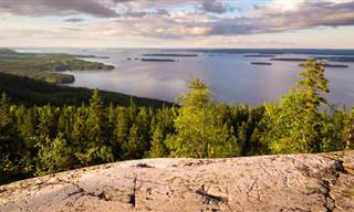 בואו לגלות את פלאי הטבע שמסתתרים באזור היפה ביותר בפינלנד
