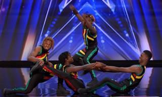 מופע הריקוד המדהים הזה מותח את גבולות הגמישות!
