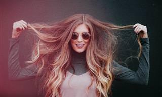 6 פתרונות טבעיים לטיפול בשיער פגום ויבש וקרקפת מגורה