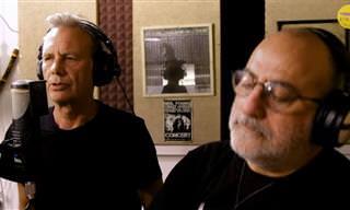 קול של שקט: גרסה בעברית לשיר The Sound of Silence