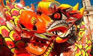 מה המשמעות של שנת הדרקון הסינית?