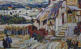 מחווה מקלקר ליצירות הקלאסיות של ואן גוך!