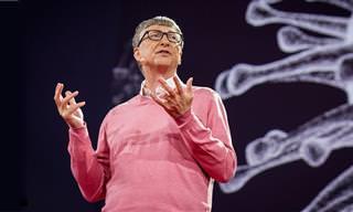 מתברר שכבר ב-2015 ביל גייטס הזהיר אותנו ממגפה כמו הקורונה...