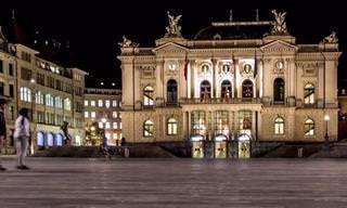 לילה בציריך: מסע בעיר האנרגטית ביותר בשווייץ