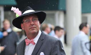 כובעים משוגעים מהדרבי של קנטקי
