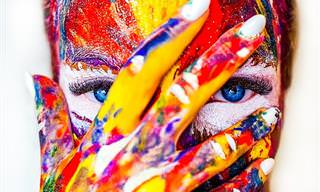 מבחן הצבעים האדיר הזה גילה <b>לי</b> מהו הכישרון הנפלא שחבוי בי