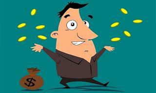 <b>בחן</b> את עצמך: מה הסיכוי שלך להתעשר ביחס לאנשים אחרים?