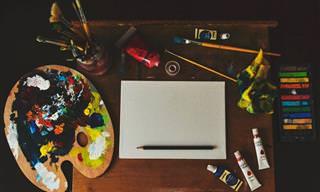 חובבי אמנות? גלו <b>איזה</b> צייר דגול השפיע ביותר על אופייכם!