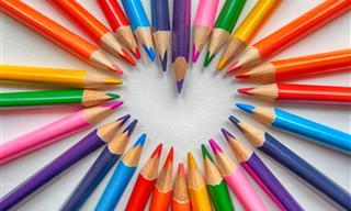הפסיכולוג הזה גילה קשר מפתיע בין בחירת צבעים לאישיות שלכם...