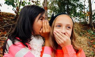 המבחן הזה יגלה לכם האם אנשים אחרים מדברים עליכם מאחורי הגב...