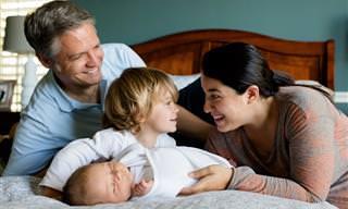 בחן את עצמך: אילו מילים מתארות אותך כהורה באופן הטוב ביותר