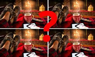 חושבים שתצליחו למצוא <b>את</b> כל <b>ההבדלים</b> בין תמונות החורף האלה?